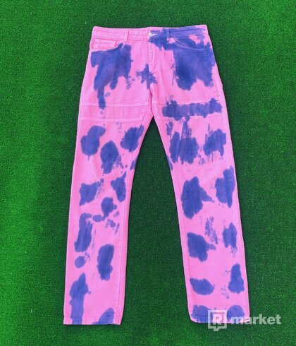Reclaimed Vintage Tie-Dye Jeans
