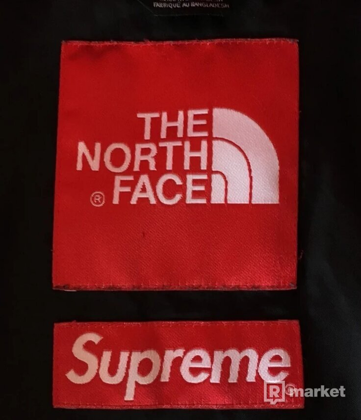 Supreme The North Face Expedition Map jacket