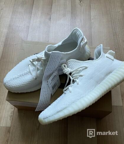 Yeezy Boost 350 V2 triple white 45 1/3