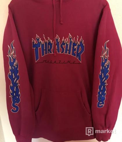 Supreme Thrasher Hoodie SS15 Size Medium