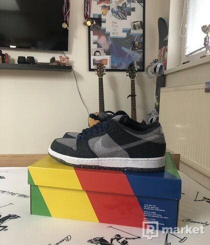 Nike SB Dunk Low Pro Crater
