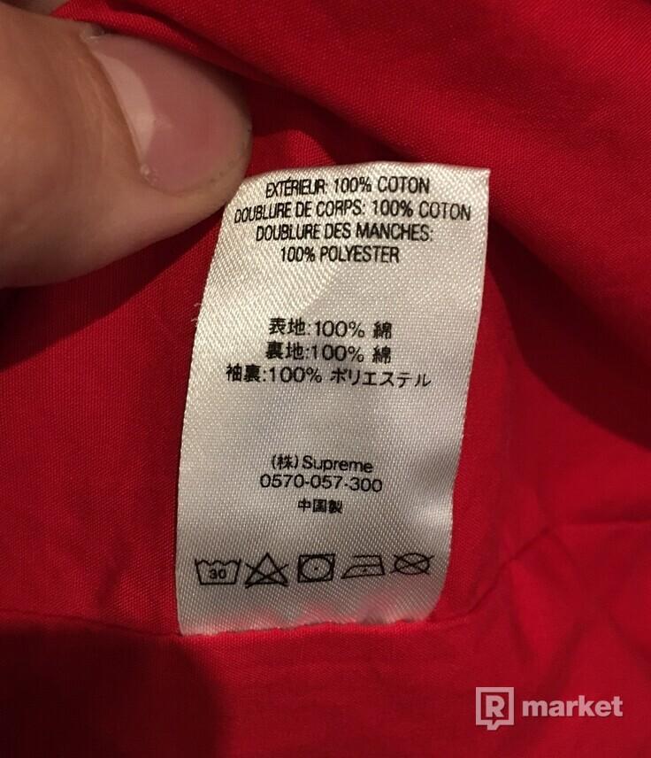 Supreme Bandana Paisley jacket