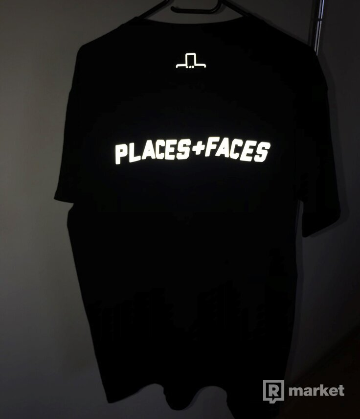 Places+Faces 3M Tee