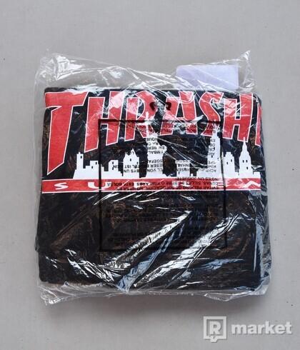 Supreme Thrasher Skyline Tee Black