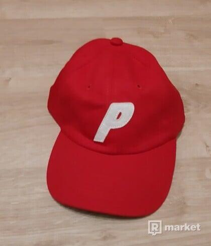 Palace P 6 cap