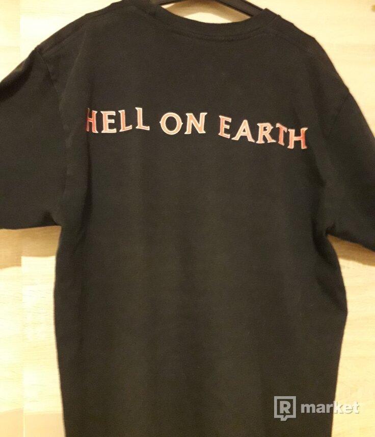 Supreme hell raiser tee