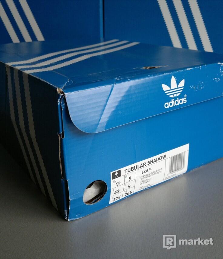 Adidas Tubular Shadow svetlé