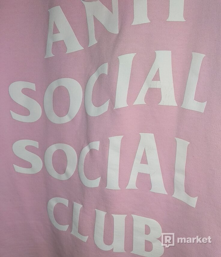 """ASSC """"Know You Better"""" Pink Hoodie"""