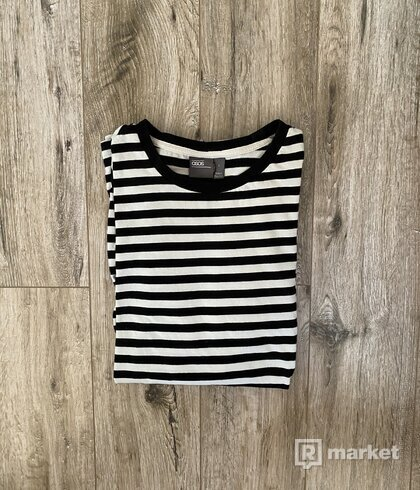 Longsleeve t shirts stripe,black,white