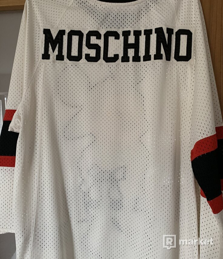 H&M Moschino dres