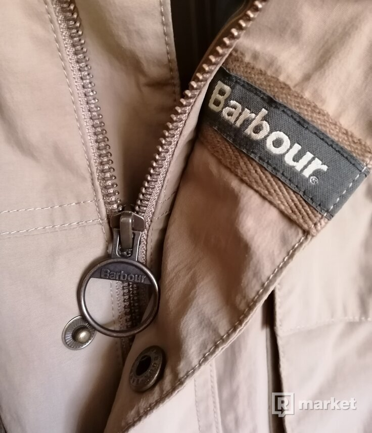 Barbour bunda XL