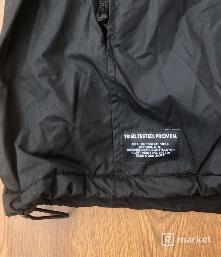 Alpha Industries Anorack Black