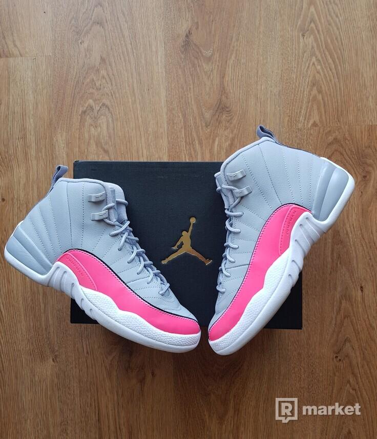 Jordan 12 Racer Pink