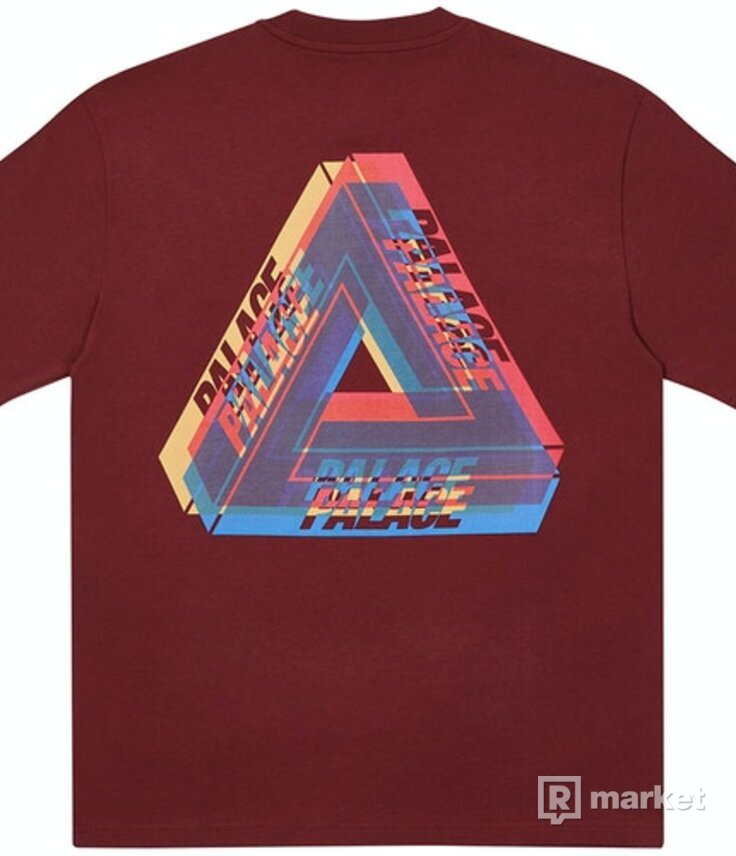 Palace Tri-Ferg Colour Blur Tee