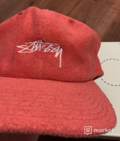 Stussy orange cap