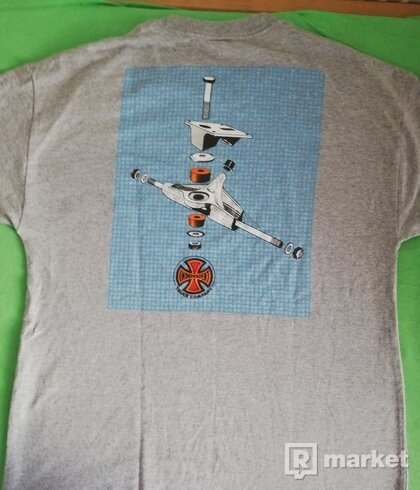 Thrasher Build To Grind Tee