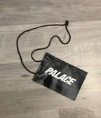 Palace Skateboards Pouch Black / White