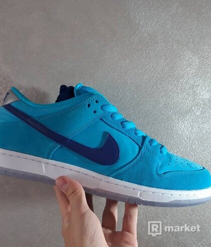 Nike Dunk Blue fury