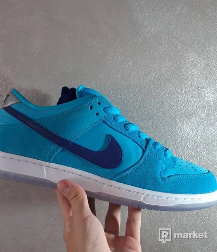 Nike Dunk Blue fury