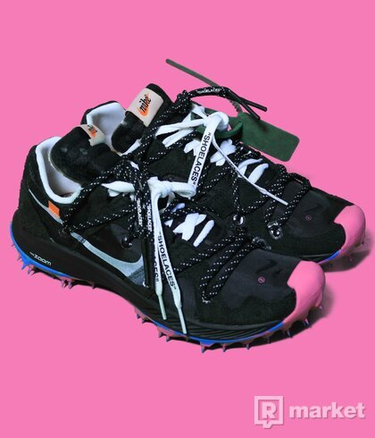 Nike x Off White Terra Kiger 5
