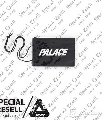 PALACE POUCH BLACK
