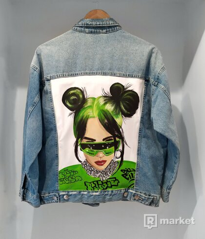 Billie Eilish custom