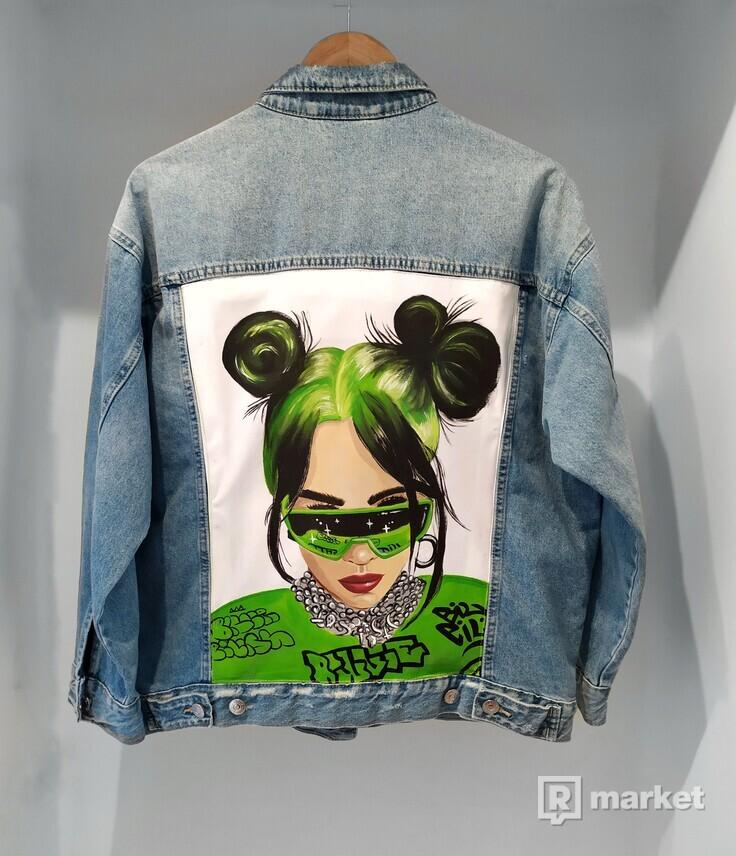 Billie Eilish custom