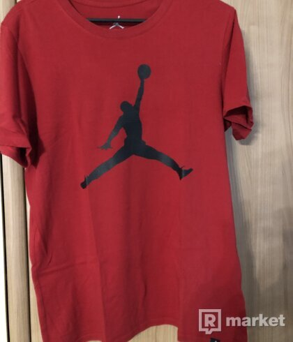 Jordan Jumpman tee red