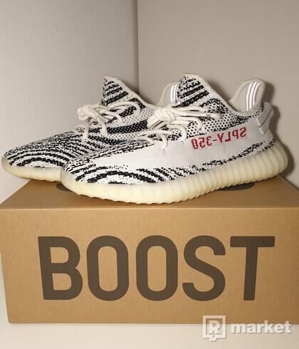 adidas Yeezy Boost 350 V2 Zebra (2017)