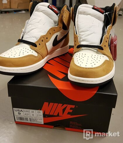 Jordan 1 Rookie Of The Year