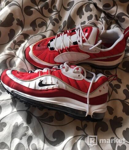 "Air max 98  ""gym red"""