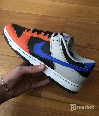 Nike Retro Dunk Low - Knicks