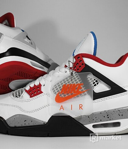 "Air Jordan Retro 4 og ""What The"""