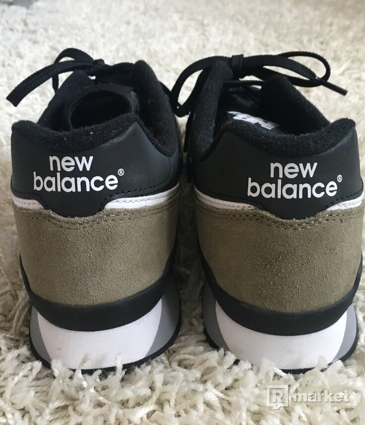 New Balance 446 GKW Black/green
