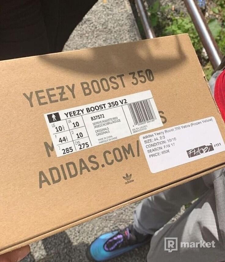 Yeezy 350 V2 Semi Frozen