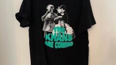 Khans rare tour tee