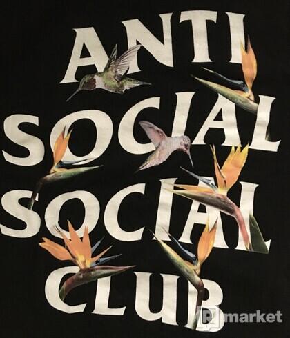 Anti Social Social Club- pair of dice tee