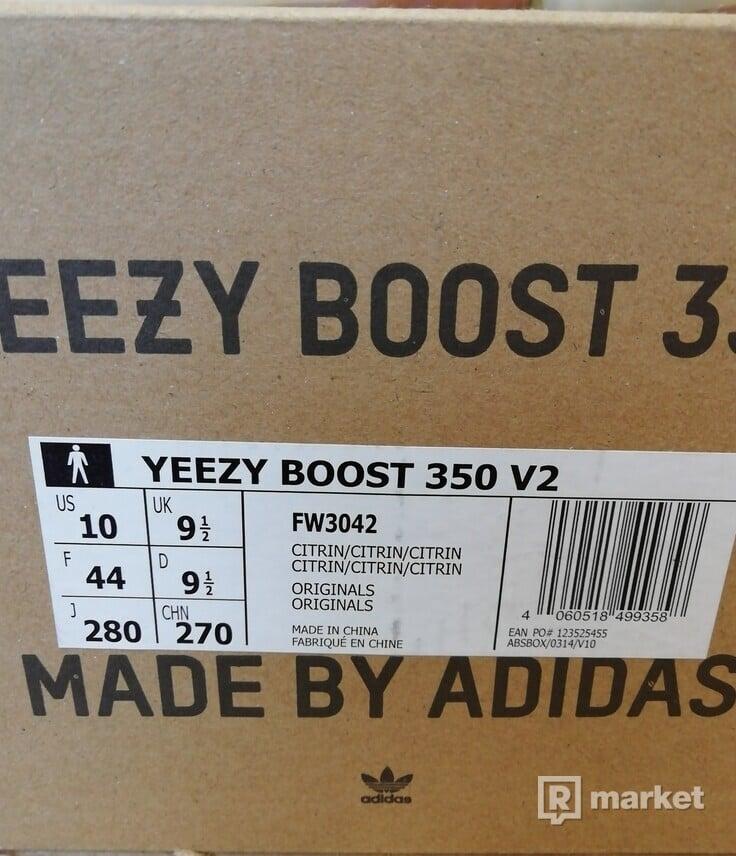 """Adidas Yeezy Boost v2 350 """"Cinder"""""""