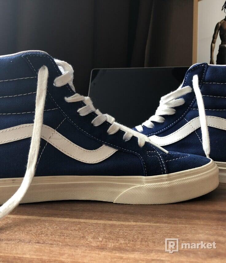 VANS sk8 hi blue