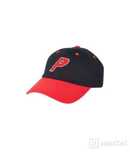 CHENILLE O´NEAL 6-PANEL BLACK/ RED