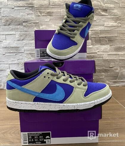 Nike SB Dunk Low Pro Celadon