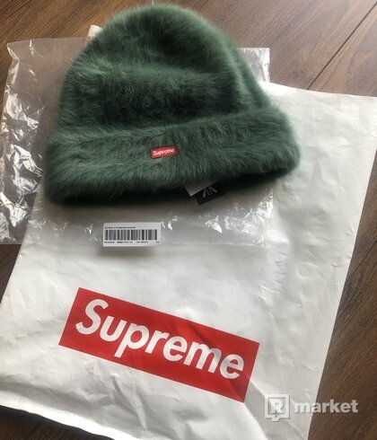 Supreme beanie kangol real fur