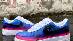 Nike AF1 Sunset