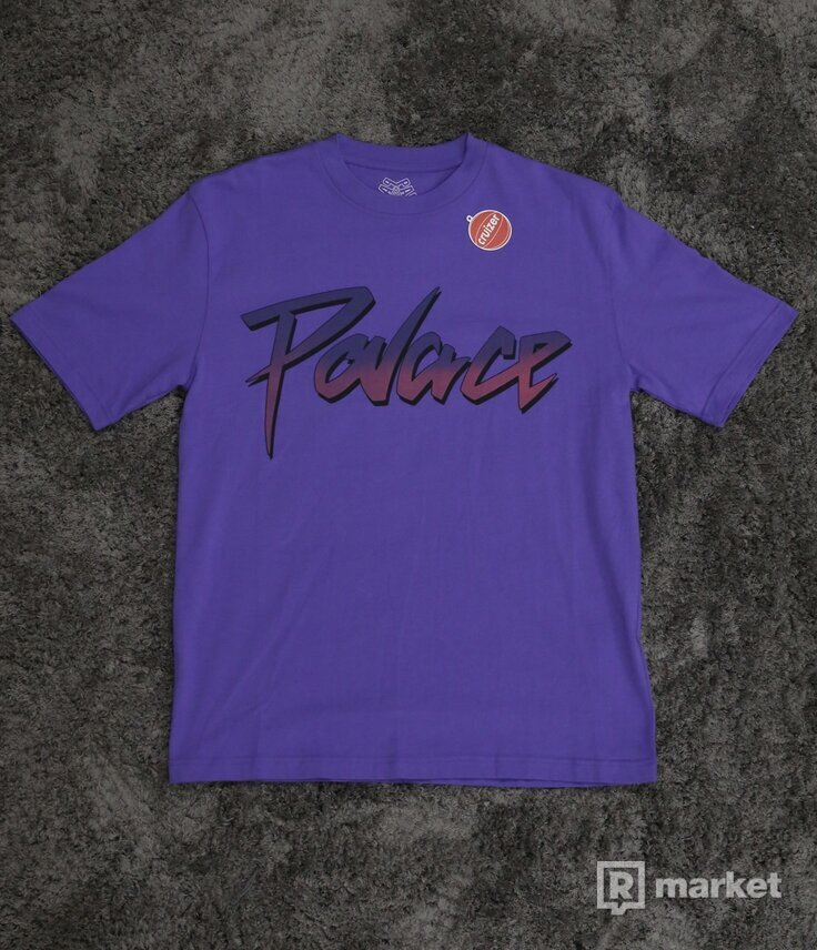 Palace Reign Tee Purple