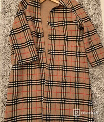 Burberry vintage coat