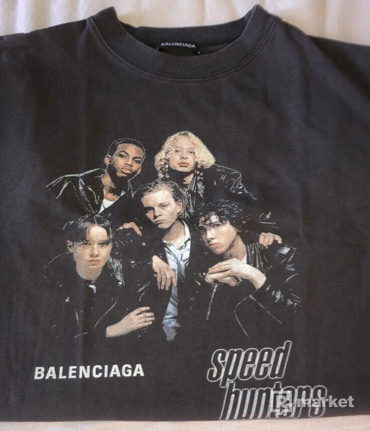 Balenciaga Speedhunters