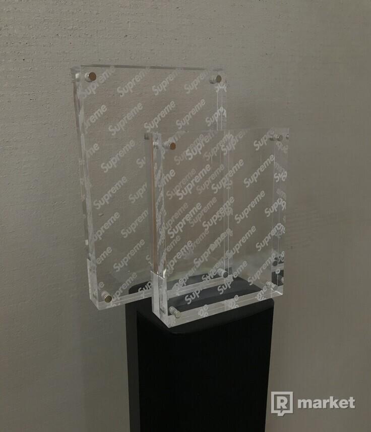 Supreme Acrylic Photo Frame (SS19)