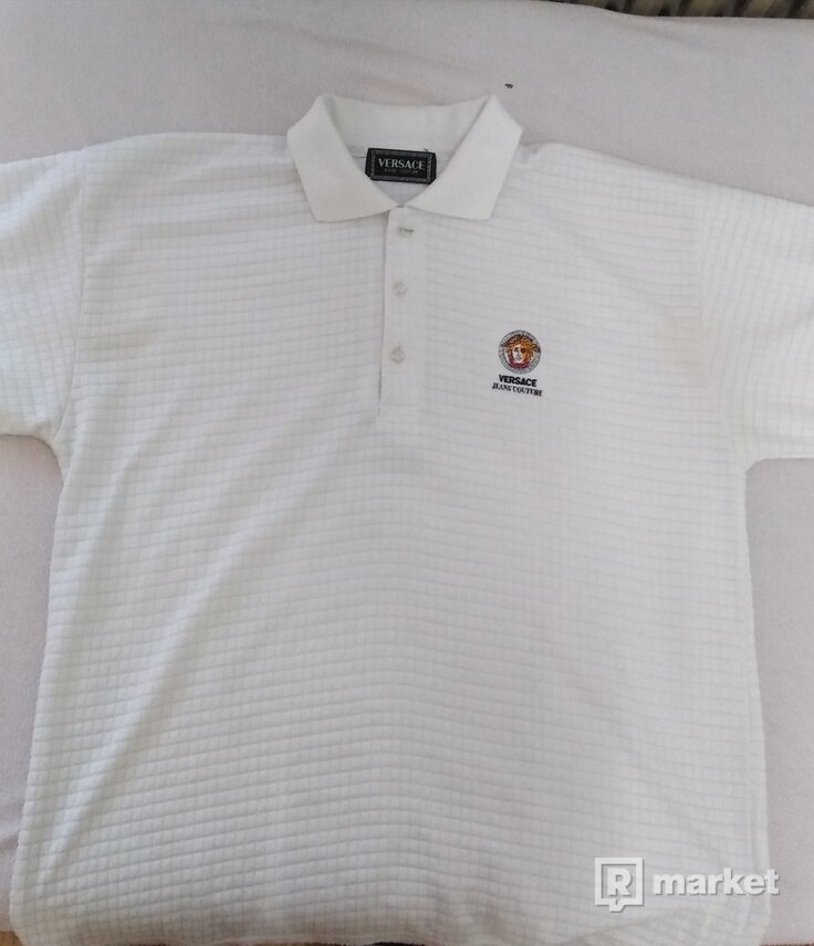 Versace Jeans Couture polo triko
