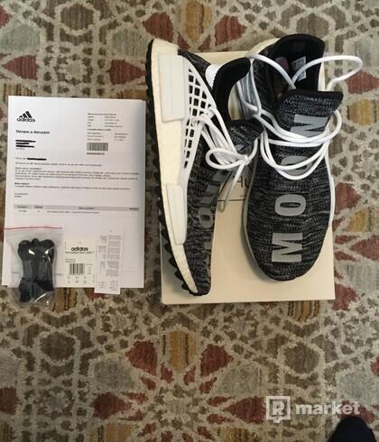 "Adidas Human Race ""Oreo"""