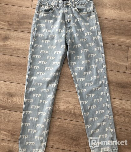 FTP All Over Jeans - 33